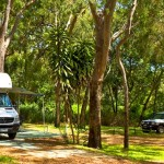camping sites queensland
